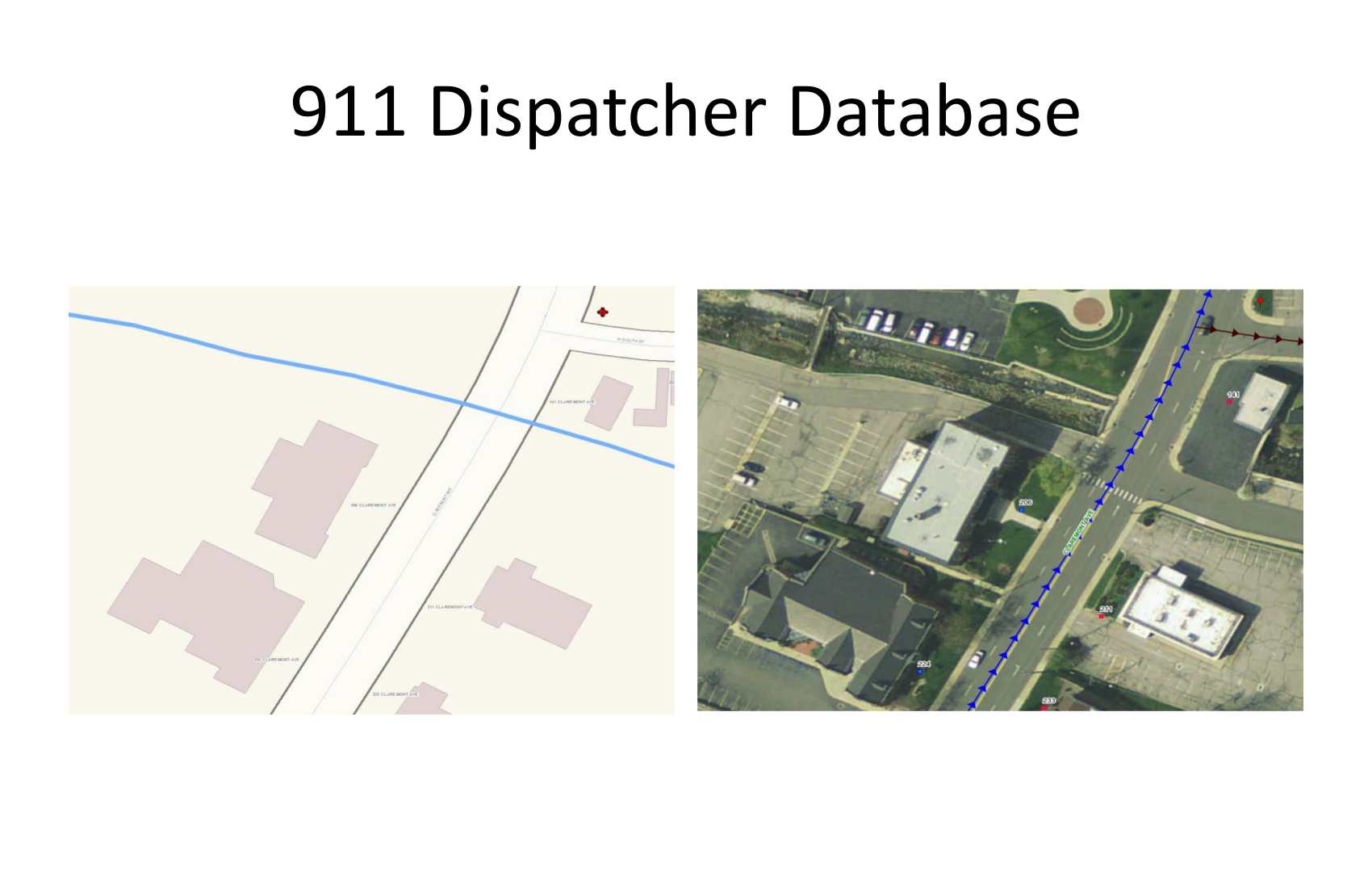 911 map example