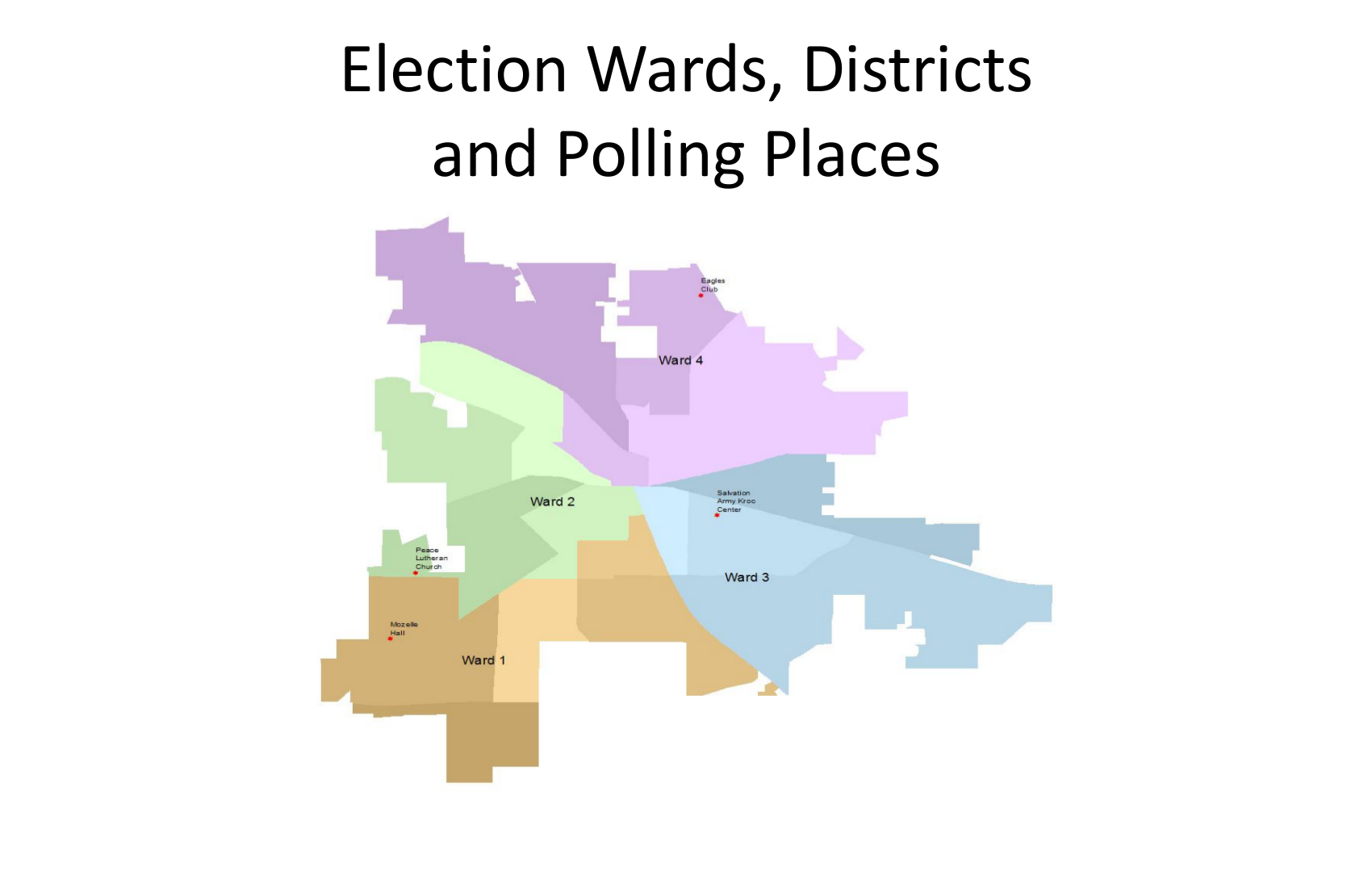 ward map example