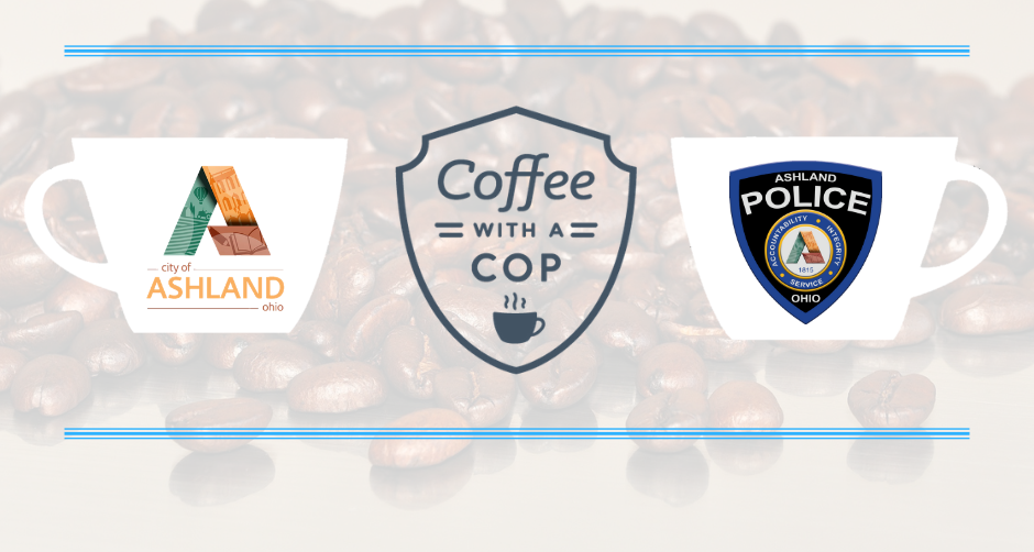 Coffee with a Cop - City of Ashland