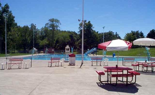 Brookside Pool City Of Ashland